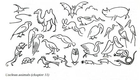 20 VALLOTTON LEVITICUS 03 UNCLEAN ANIMALS