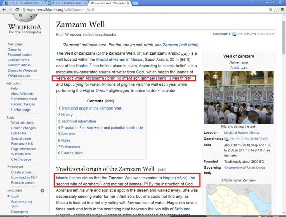zamzam_history_in_islam
